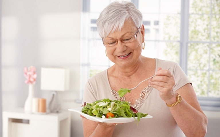 Eating tips for older adults