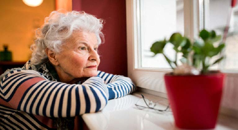 Many seniors in isolation are spending too much time sitting causing them to become weaker, heavier and feeling trapped.