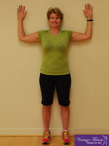 Exercises to reduce shoulder pain