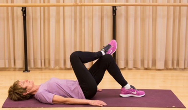 Exercises to relieve low back sciatic pain