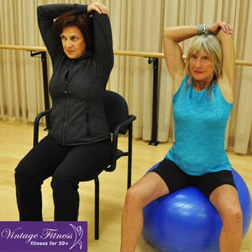 15 minute full body holiday workouts for the 50+ - 2/6 - Flexibility