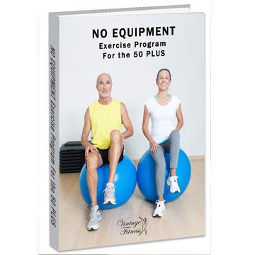 Free Exercise programs developed for people 50+