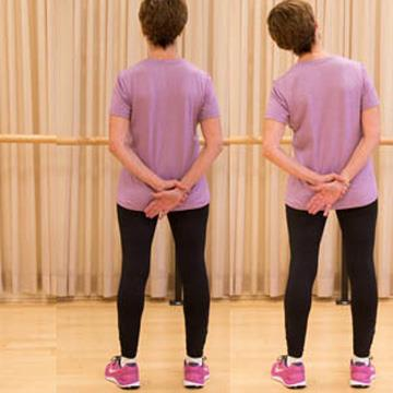 Exercises for Older Adults to ease common aches and pains, Shoulder Pain