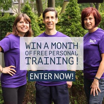 Contest! Share Your Story for a FREE Month of Personal Training