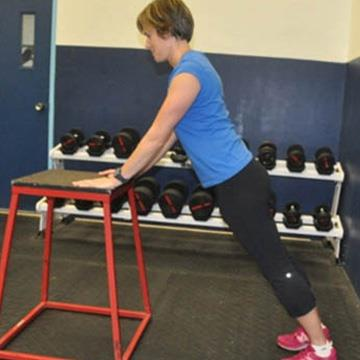 No equipment exercise program for the 50+ - 3/10