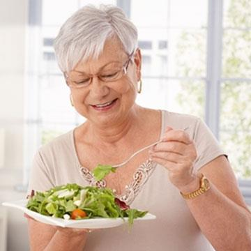 Top 10 eating tips for older adults
