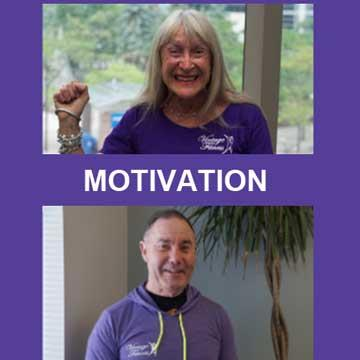 Our 68 and 79 Years Old Trainers Know How to Motivate