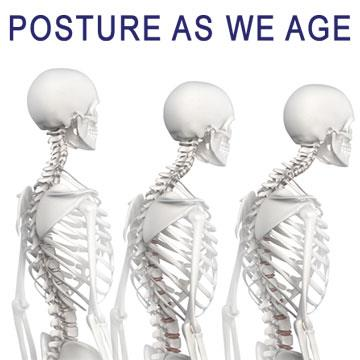 The Key to Maintain a Good Body Posture as We Age. Part 2