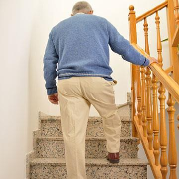 Personal Trainer Specializing in Falls Prevention