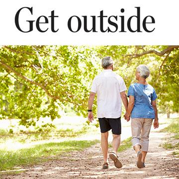 Ideas to Get Outside and Active for Seniors