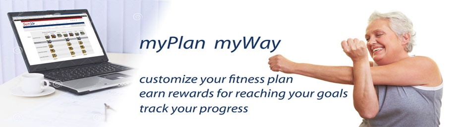 Customize your Fitness Plan. earn reawards for reaching your goals. Track your progress