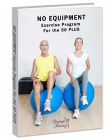 No equipment exercise program for adults over 50