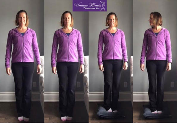 Standing Balance Exercises