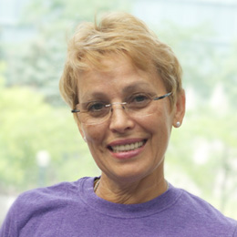 Olena Tegubenko, Older Adults Fitness Trainer