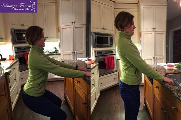 Kitchen Sink Squats Exercise